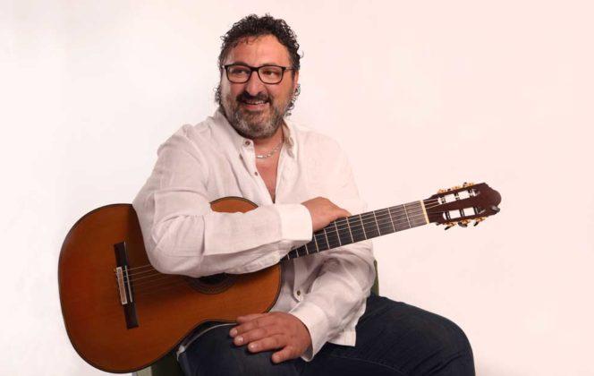 Master Class de Violão com Aniello Desiderio