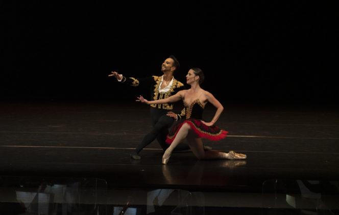Balé: Madrugada / Suíte Dom Quixote