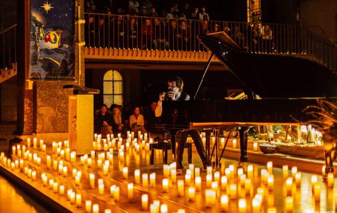 Candlelight: Clássicos do Rock à luz de velas