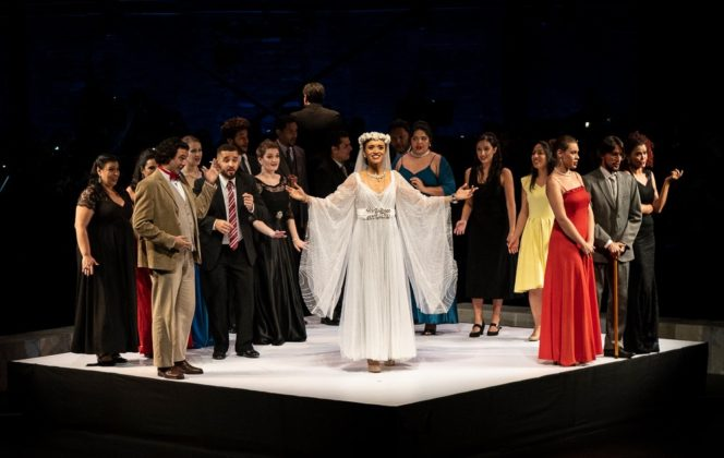 Concerto Cênico: Árias e trechos Óperas