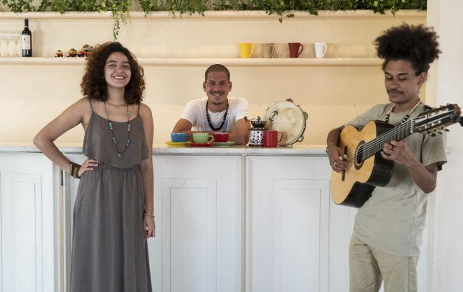 Quinteto Metais Paulista & Trio Café