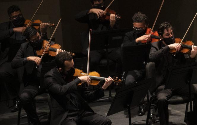 Orquestra do Theatro São Pedro apresenta: Danças