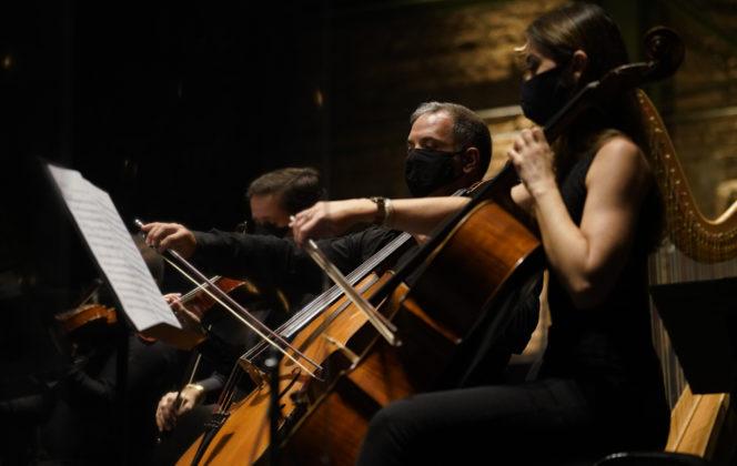 Orquestra do Theatro São Pedro, com Ira Levin