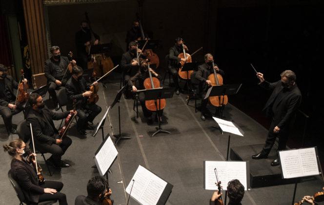 Orquestra do Theatro São Pedro: Blocks