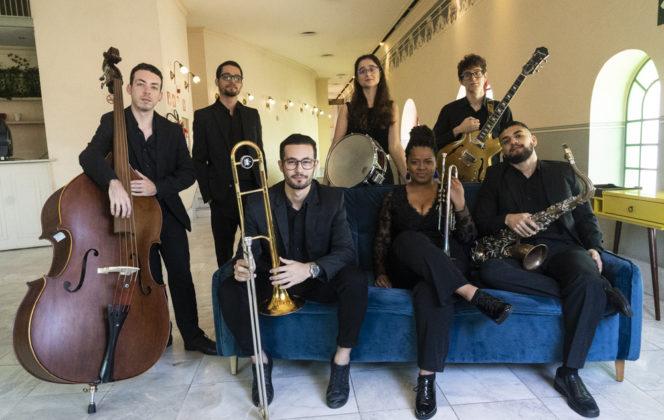 Quarteto Aurora & Etama Septeto