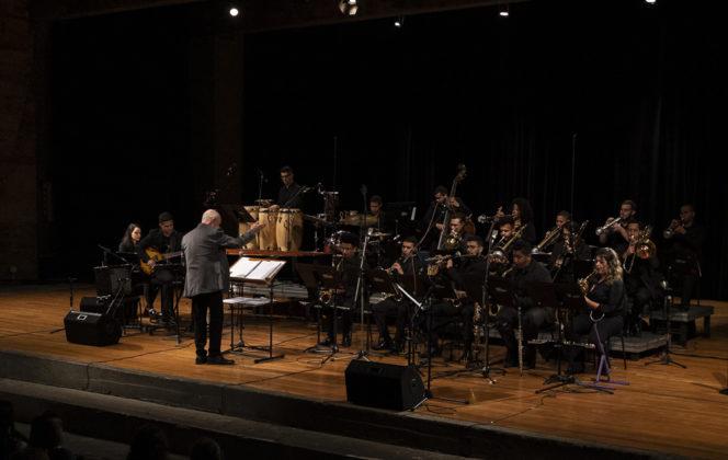 Big Band da Orquestra Tom Jobim | Maestro Branco