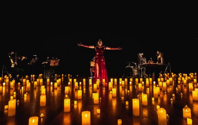 Candlelight: Mulheres do Século XX à luz de velas