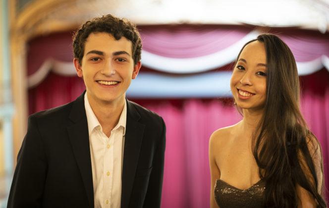 Duo Scherzo | Concerto NDC