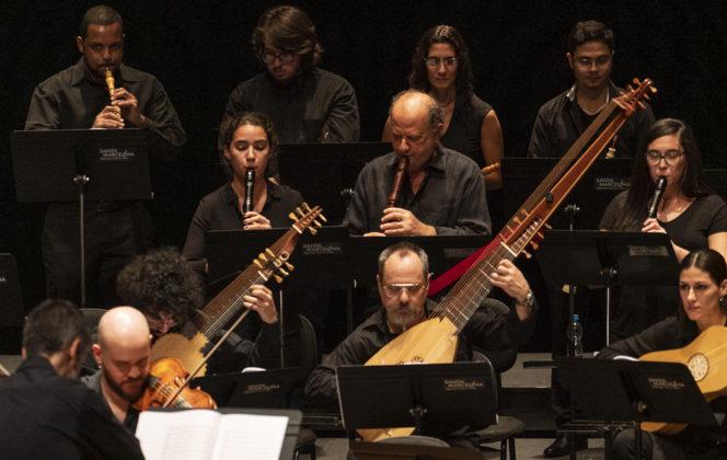 Ensemble do IX Encontro Internacional de Música Antiga